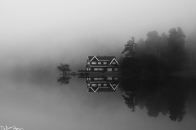 Bolu, golcuk, lake, black, white
