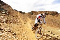 Mountain biking racing