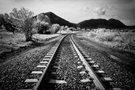 Id, walk, along, the, railway