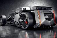 2019 Lamborghini Rat Rod Concept