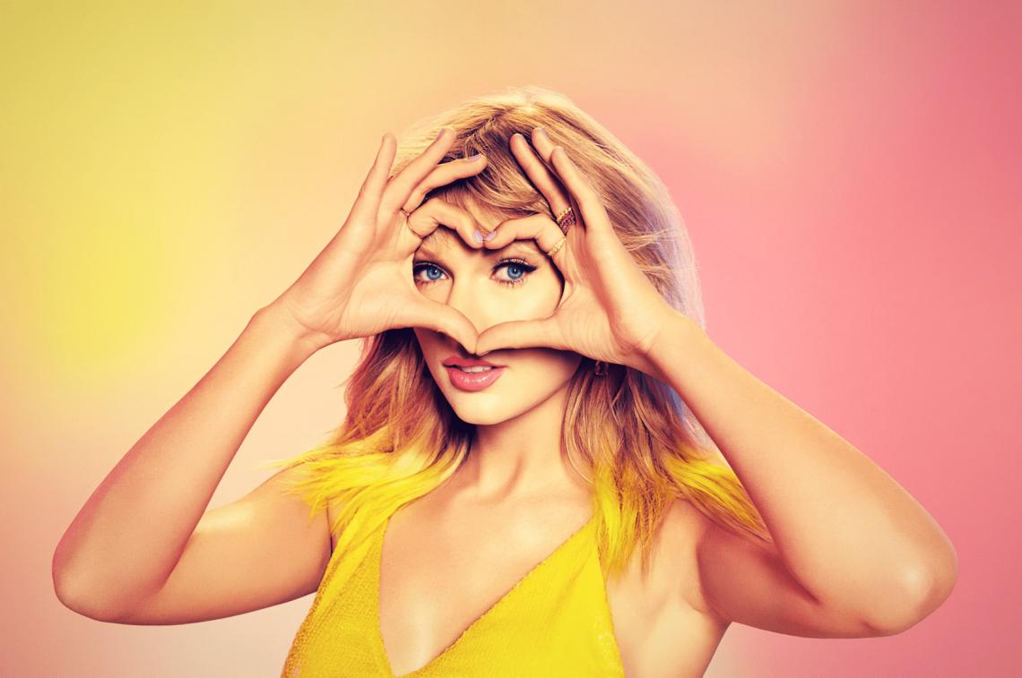 Taylor Swift for Apple Music 2021 4k Ultra
