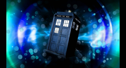 Doctor dr who tardis public box cross body messenger bag