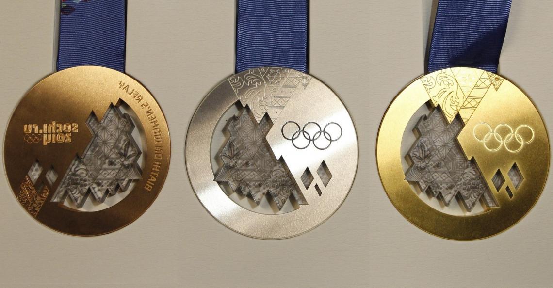 Sochi 2014 medals