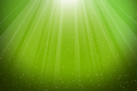 Aurora, burst, lime, green