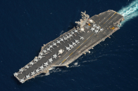 Aircraft Carrier Jets Ship Aerial military