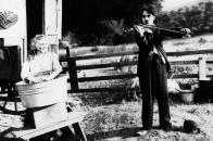 Charlie Chaplin Violinist