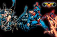 Trinity super heroes