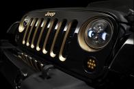 Jeep Wrangler Dragon Edition 4x4 Concept fa