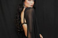 Shruti Haasan, Birthday Image With Black Dress