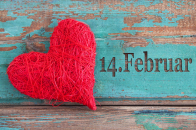 14 February valentine day