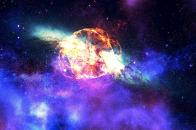 Nebula Galaxy Outer Space