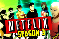 TV Show Young Justice Desktop Phone Tablet 1280x720