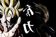DBZ Warriors, Widescreen Dragon ball Z Wallpapers of Goku, Vegeta