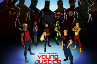 Young team of Justice
