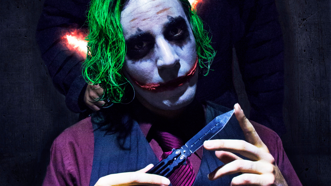 Joker cosplay 2019 j2