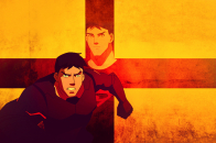 Young Justice Superboy 1280x800
