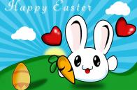 Cute Easter Desktop Wallpaper