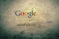 Google Grunge Abstract HD 1080p image