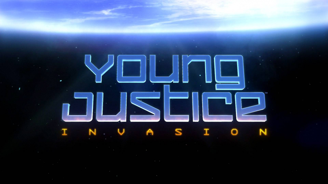 Young  Justice logo