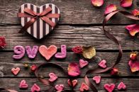 Valentines, day, gift