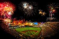 Pnc, park, fireworks