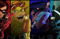 Young Justice images the team wallpaper