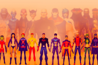 New Comic Young Justice