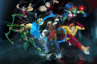 Young Justice Superman Images Gallery
