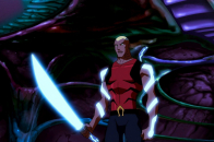 Hero of Young Justice