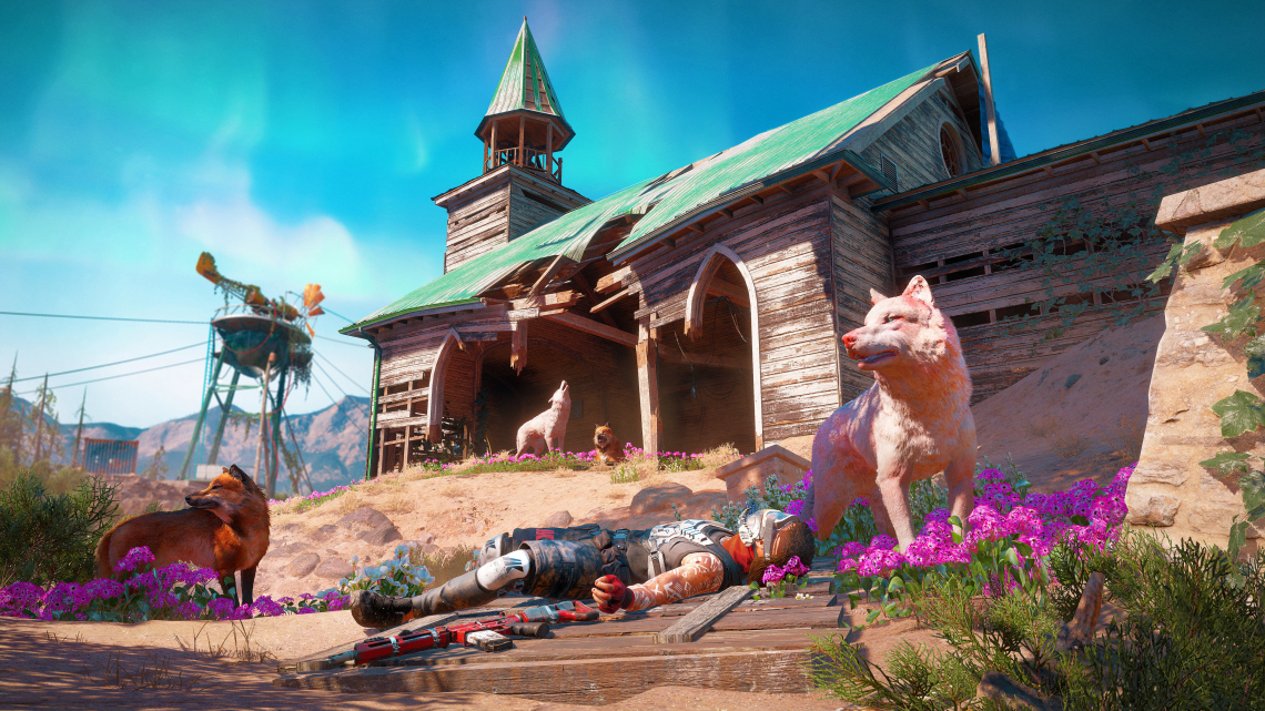 Far cry new dawn 2019 game ye
