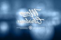 Christmas, blue,