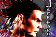 Jeff Hardy 3D Face Wallpaper