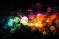 Colorful Abstract Background HD wallpaper