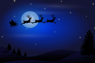 Christmas, eve, 2019