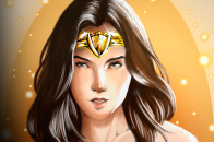 Wonder woman arts mr