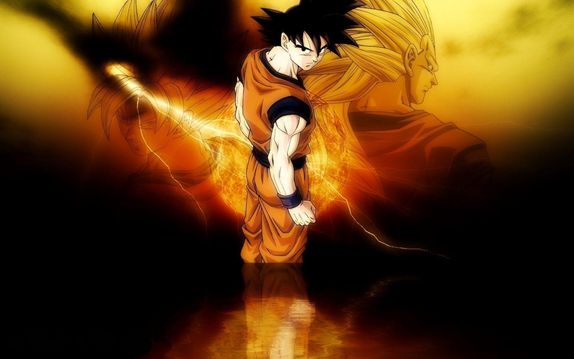 Free Photo Of Captivating Dragon Ball Z Son Goku Live Wallpaper