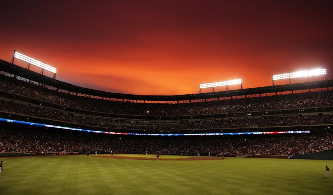 Rangers, stadium