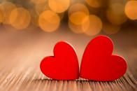 Valentine, hearts