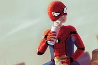 Spiderman break time uk