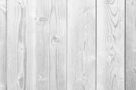 White, wooden, slats