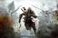 USA War Game Hero Runing Picture