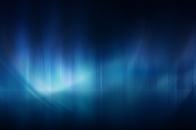 Blue, aurora, 4k