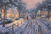 Hometown, christmas, memories, by emma