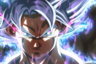 Goku Dragon Ball Super UHD 8K Wallpaper