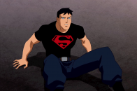 Superboy Young Justice Wallpaper Windows Mode 1280x720