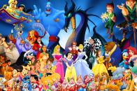 Disney Cartoon Characters computer desktop