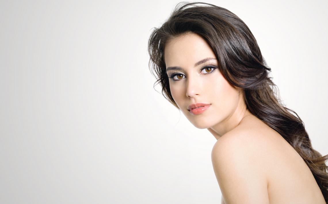 Model girl beautiful brunette pretty cute beauty face eyes smile hair lips
