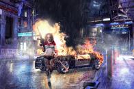 Harley quinn gotham city 4k 1z