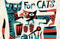 Vector Art Mambo Cat