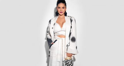 Sunny leone new fashion dress arrival 2021 april